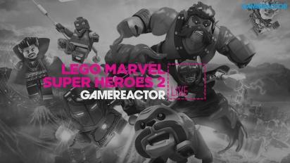 GR Liven uusinta: Lego Marvel Super Heroes 2