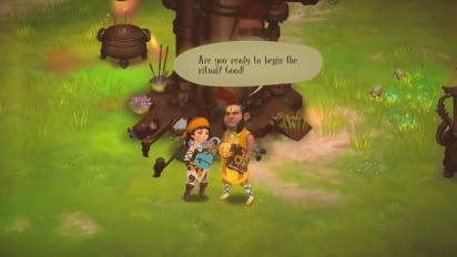 Smoke and Sacrifice - PC & Nintendo Switch -julkaisupäivän traileri