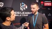 PES League Berlin - Lennart Bobzien haastattelussa
