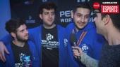PES League Berlin - Broken Silence Co-Op Winners -haastattelu