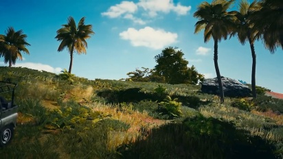 PlayerUnknown's Battlegrounds - Sanhok-traileri