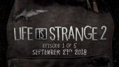 Life is Strange 2 - julkaisupäivän paljastus