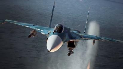 Ace Combat 7: Skies Unknown - julkaisupäivän traileri