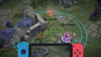Arena of Valor - Nintendo Switch -traileri