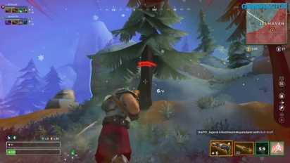 Realm Royale - Introducing the Warrior (Video#2)