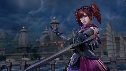 Soul Calibur VI - Amy-traileri