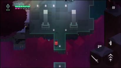 Hyper Light Drifter: Special Edition - iOS-pelikuvavideo