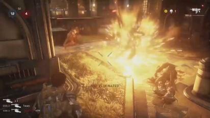 Gears 5 - Versus Arcade Explained -traileri