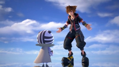Kingdom Hearts III: Re Mind - TGS 2019 -traileri