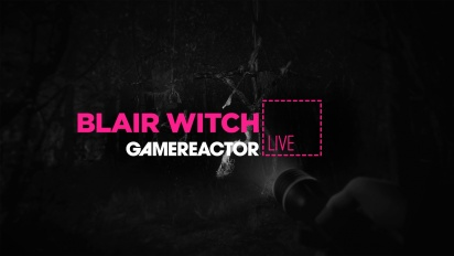 GR Liven uusinta: Blair Witch