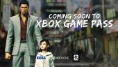 Yakuza Kiwami - Xbox Game Pass Announcement Traileri