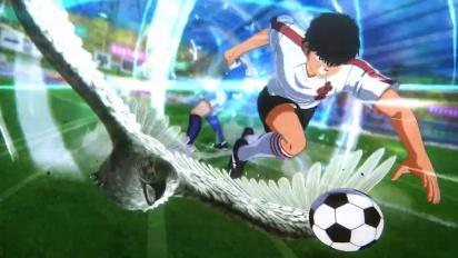 Captain Tsubasa: Rise of New Champions - Gameplay Traileri