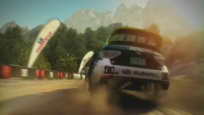 Colin McRae: Dirt 2 - Racing on Dirt