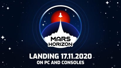 Mars Horizon - Feature Reveal traileri