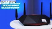 Nopea katsaus - Netgear Nighthawk XR1000 Wi-Fi 6 Gaming Router