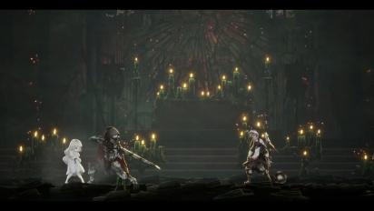 Ender Lilies: Quietus of the Knight - pelikuvatraileri