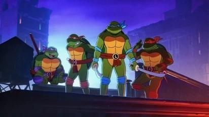 Teenage Mutant Ninja Turtles: Shredder's Revenge - paljastustraileri