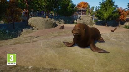 Planet Zoo: North America Animal Pack - julkistustraileri