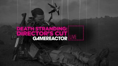 GR Liven uusinta: Death Stranding Director's Cut