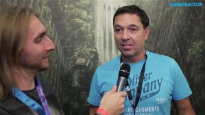 GC 13: Wasteland 2 - Brian Fargon haastattelu