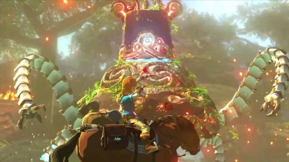 The Legend of Zelda Wii U - E3 2014 Showcase