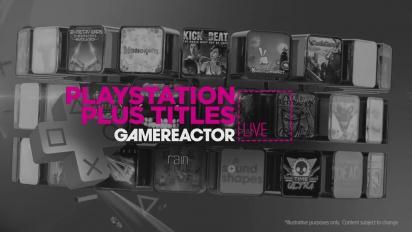 GR Live -uusinta: PS Plus -pelien katsaus - 07.03.2016