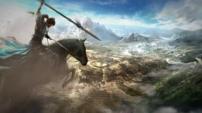 Dynasty Warriors 9 - kiusoittelutraileri