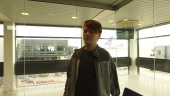 GRTV In The Airport