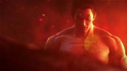 Tekken 7 - No Glory for Heroes -tarinatraileri