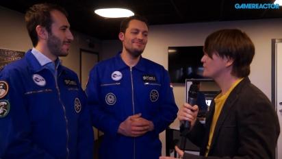 Deliver Us The Moon - haastattelussa Koen Deetman & Jordy Velasquez
