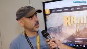 Raiders of the Broken Planet & Metroid: Samus Returns - Enric Alvarez haastattelussa
