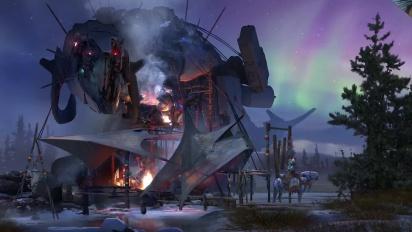 Horizon: Zero Dawn - The Frozen Wilds Creating the Banuk