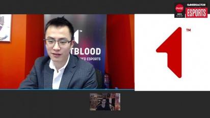 Firstblood - Joe Zhou haastattelussa