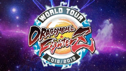 Dragon Ball FighterZ  - World Tour -julkistus