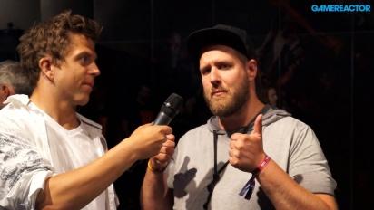 Call of Duty: Black Ops 4 for PC - Gamereactor-kilpailun voittajan haastattelu, Dreamhack 2018