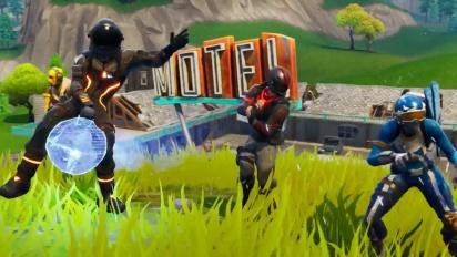 Fortnite - In-Game Tournaments -ilmoitus