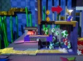Yoshi's Crafted World - Ninja Level Co-op -pelikuvaa