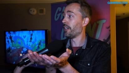 Ghost Giant - Klaus Lyngeled haastattelussa