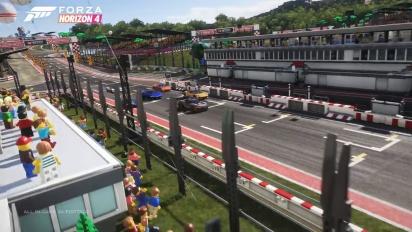 Forza Horizon 4 LEGO Speed Champions - E3 2019 -julkaisutraileri