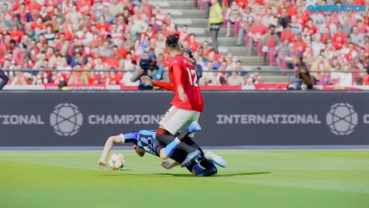 eFootball PES 2020 - Master League Match: Man United vs. Inter