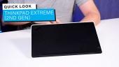 Nopea katsaus - Lenovo ThinkPad X1 Carbon Extreme (Gen 2)