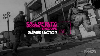 GR Liven uusinta: Call of Duty: Modern Warfare - Spec Ops