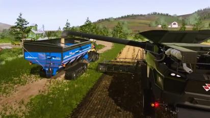 Farming Simulator 20 - Gotta Farm'em All -traileri