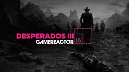 GR Liven uusinta: Desperados III