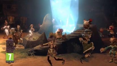 Final Fantasy Crystal Chronicles Remastered Edition - julkaisutraileri
