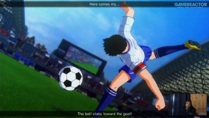 GR Liven uusinta: Captain Tsubasa: Rise of New Champions