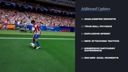 FIFA 22 - Official Gameplay Traileri