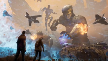 Marvel's Avengers - Content Assembled -traileri