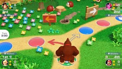 Mario Party Superstars - Nintendo Direct Traileri