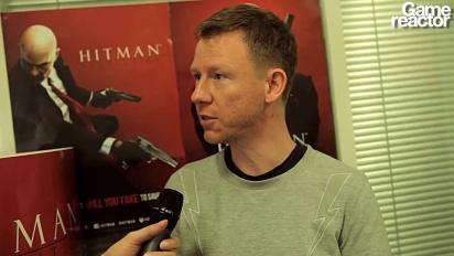 Hitman: Absolution -julkaisuhaastattelu